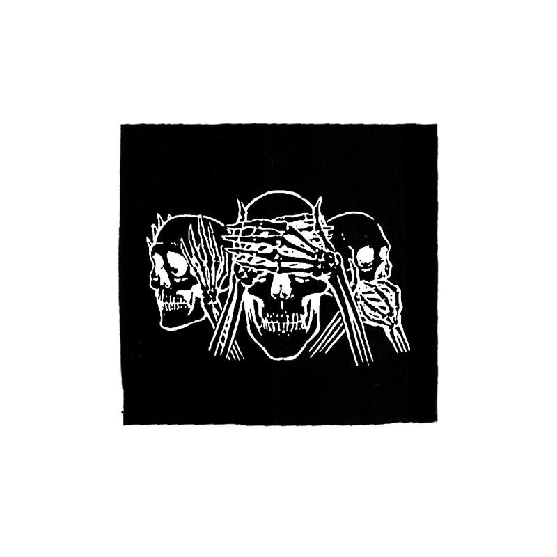 Skulls – Aufnäher