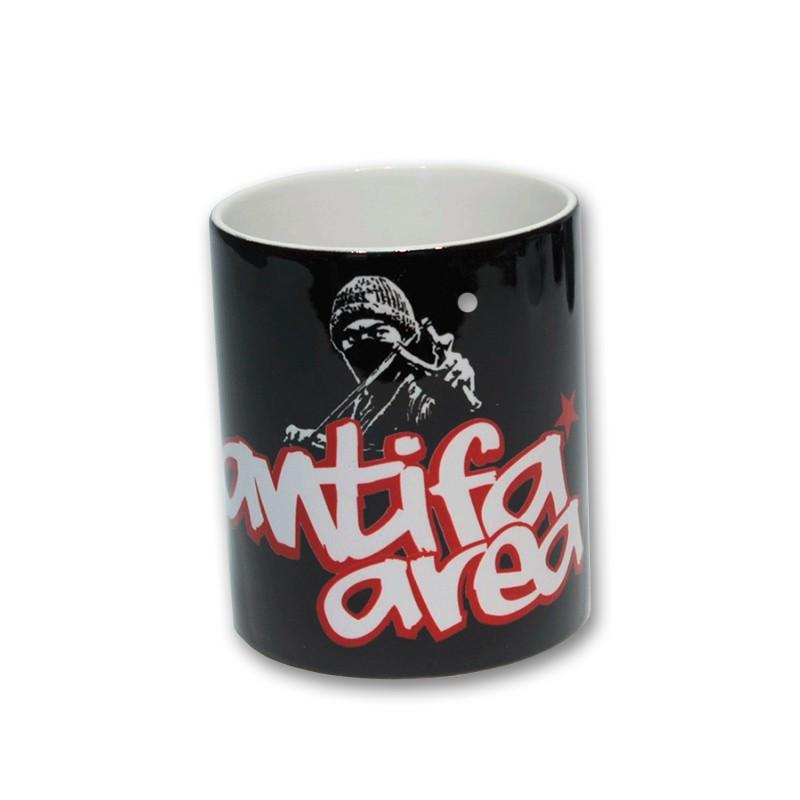 Antifa Area - Kaffeebecher