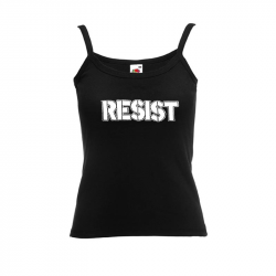 Resist – Women's Tank-Top FotL
