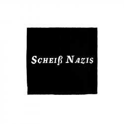 Scheiß Nazis – Aufnäher
