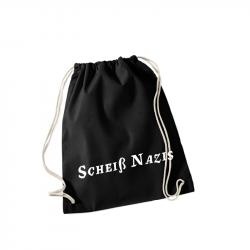 Scheiß Nazis – Sportbeutel WM110