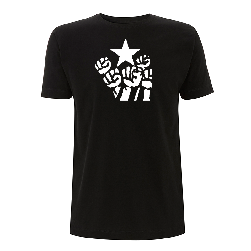 Fist and Star – T-Shirt N03