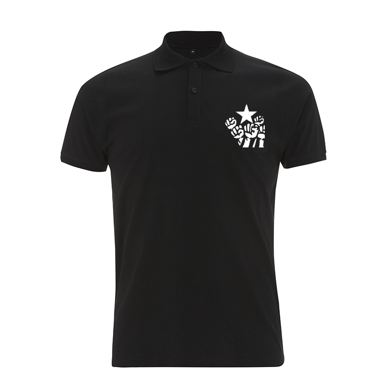 Fist and Star – Polo-Shirt  N34