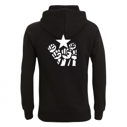 Fist and Star – Kapuzenpullover N50P