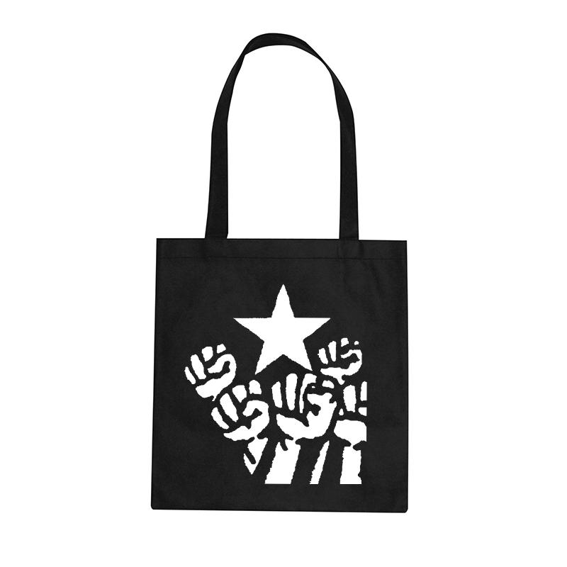 Fist and Star – Stoffbeutel