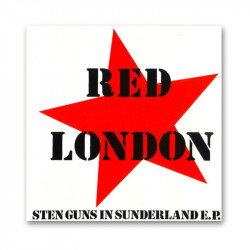 RED LONDON STEN GUNS IN SUNDERLAND EP