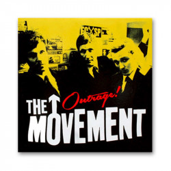 THE MOVEMENT OUTRAGE EP