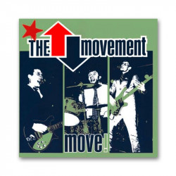 THE MOVEMENT MOVE! LP