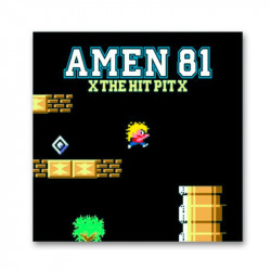 AMEN 81 - The Hitpit - LP