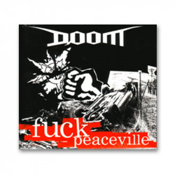 DOOM - Fuck Peaceville - Doppel-LP