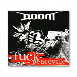 DOOM - Fuck Peaceville - Doppel-LP