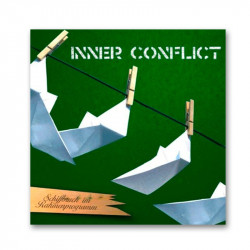 INNER CONFLICT - Schiffbruch im Rahmenprogramm - LP