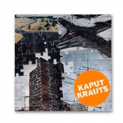 KAPUT KRAUTS - Stra0e Kreuzung Hochhaus Antenne - LP