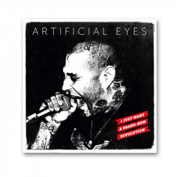 ARTIFICIAL EYES - I just want a Brand-New Revolution - LP+MP3