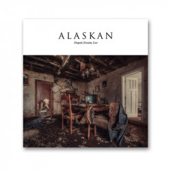 ALASKAN - Despair, Erosion, Loss - LP + Download Code