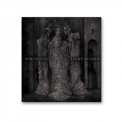 LIGHT BEARER / NORTHLESS - Split LP (Lim. graues Vinyl)