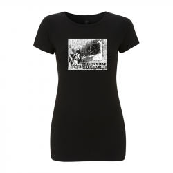 This is what Democracy looks like – Women's  T-Shirt EP04
