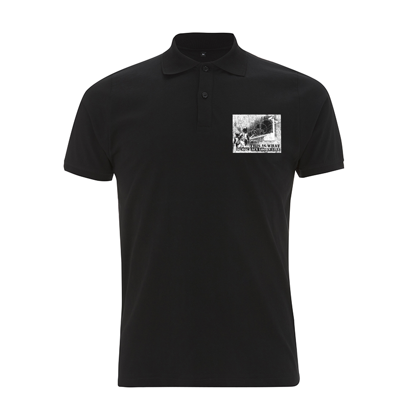This is what Democracy looks like – Polo-Shirt  N34