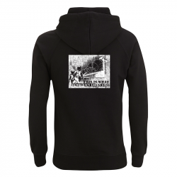 This is what Democracy looks like – Kapuzenpullover N50P