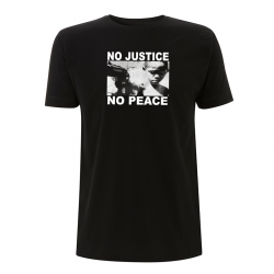 No Justice No Peace- Junge – T-Shirt N03