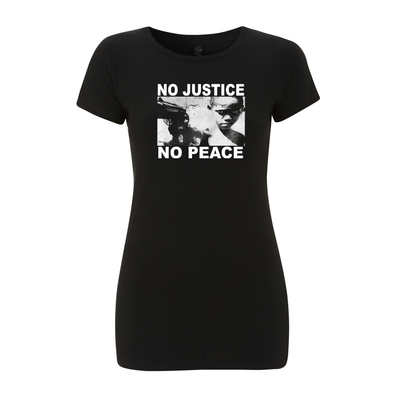 No Justice No Peace- Junge – Women's  T-Shirt EP04