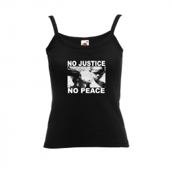 No Justice No Peace- Junge – Women's Tank-Top FotL
