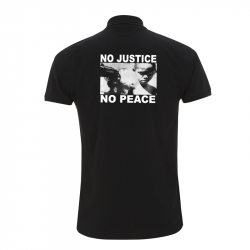 No Justice No Peace- Junge – Polo-Shirt  N34