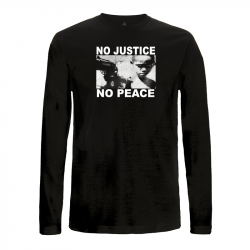 No Justice No Peace- Junge – Longsleeve EP01L