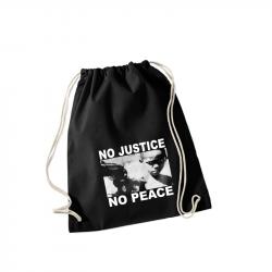 No Justice No Peace- Junge – Sportbeutel WM110