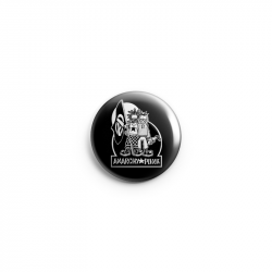 Anarcho Punk – Button