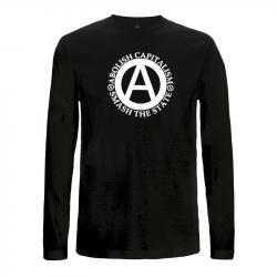 abolish capitalism longsleeve EP01L