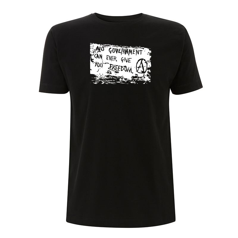 No Government – T-Shirt N03