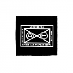 Fight all Opression – Aufnäher