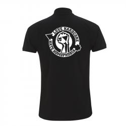 Love Hardcore Hate Homophobia Polo-Shirt  N34