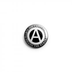 abolish capitalism – Button