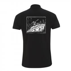 Drooker Slingshots vs Tank – Polo-Shirt  N34