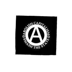 abolish capitalism – Aufnäher