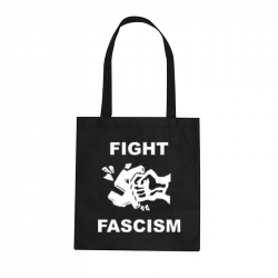 Fight Fascism – Stoffbeutel