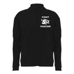 Fight Fascism – Trainingsjacke – Sonar