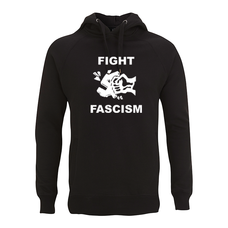 Fight Fascism – Kapuzenpullover N50P
