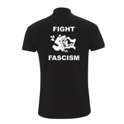 Fight Fascism – Polo-Shirt  N34