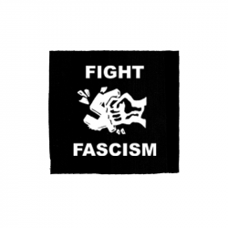 Fight Fascism – Aufnäher