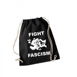 Fight Fascism – Sportbeutel WM110