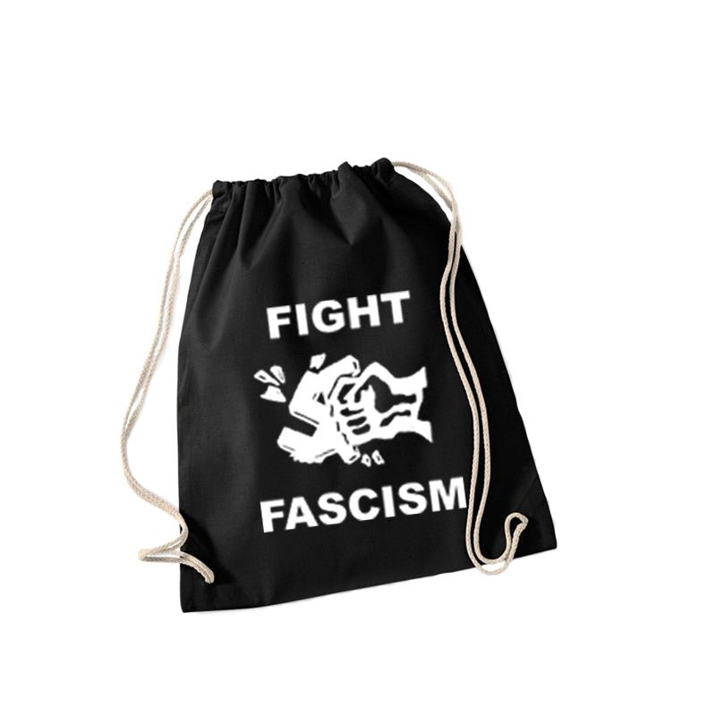 Fight Fascism – Sportbeutel WM110
