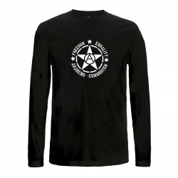 Freedom Equality Anarcho Communsim – Longsleeve EP01L