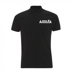 Zona Antifascista – Polo-Shirt  N34