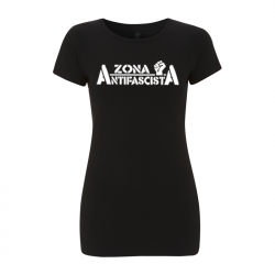 Zona Antifascista – Women's  T-Shirt EP04