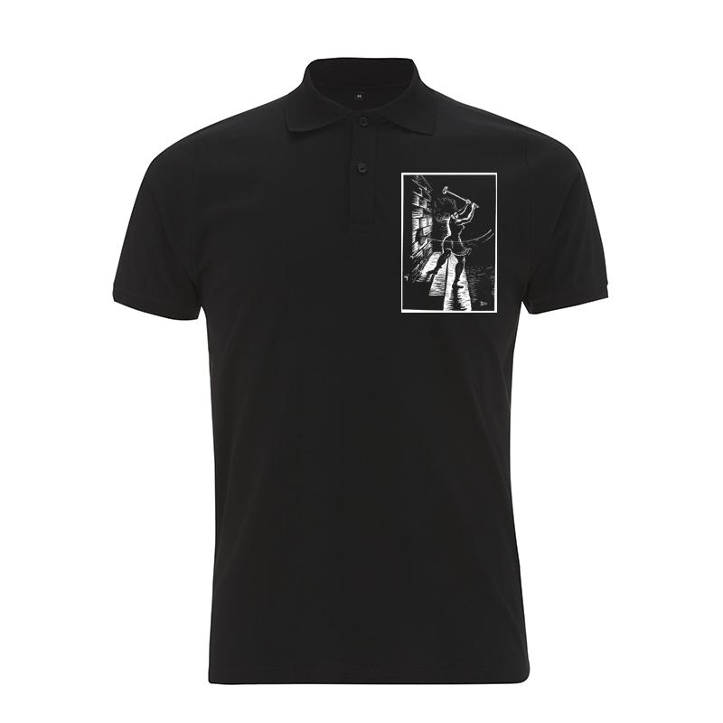 Drooker Resist – Polo-Shirt  N34