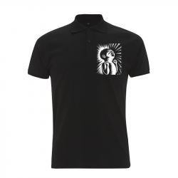 Drooker scream – Polo-Shirt  N34