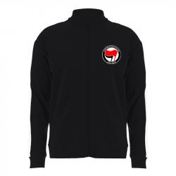 Antifaschistische Aktion - rot/schwarz – Trainingsjacke – Sonar